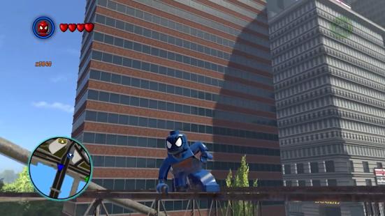 Deliplays For LEGO BlackSPIDER Trick Jump - náhled