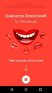EmoticonAR for Messenger Screenshot