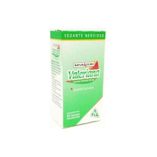 valeriana 100mg 30tabletas biotech