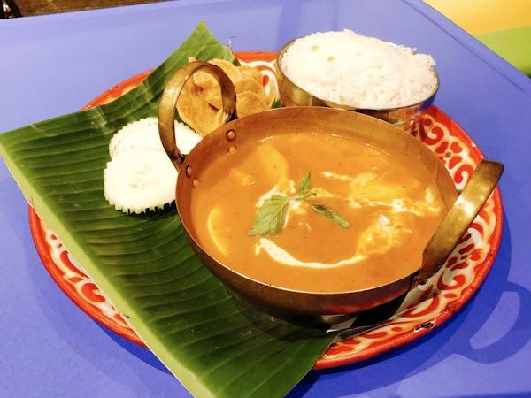 【台北  泰街頭】把泰國路邊攤小吃搬到餐館裡。阿華田醬可以滷雞腿?