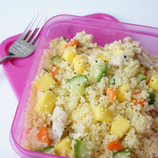 Healthy Couscous Salad Lunch Recipes