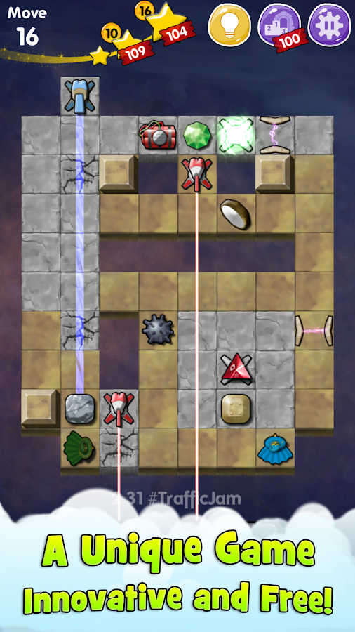 Triogical, The Ultimate Puzzle- screenshot