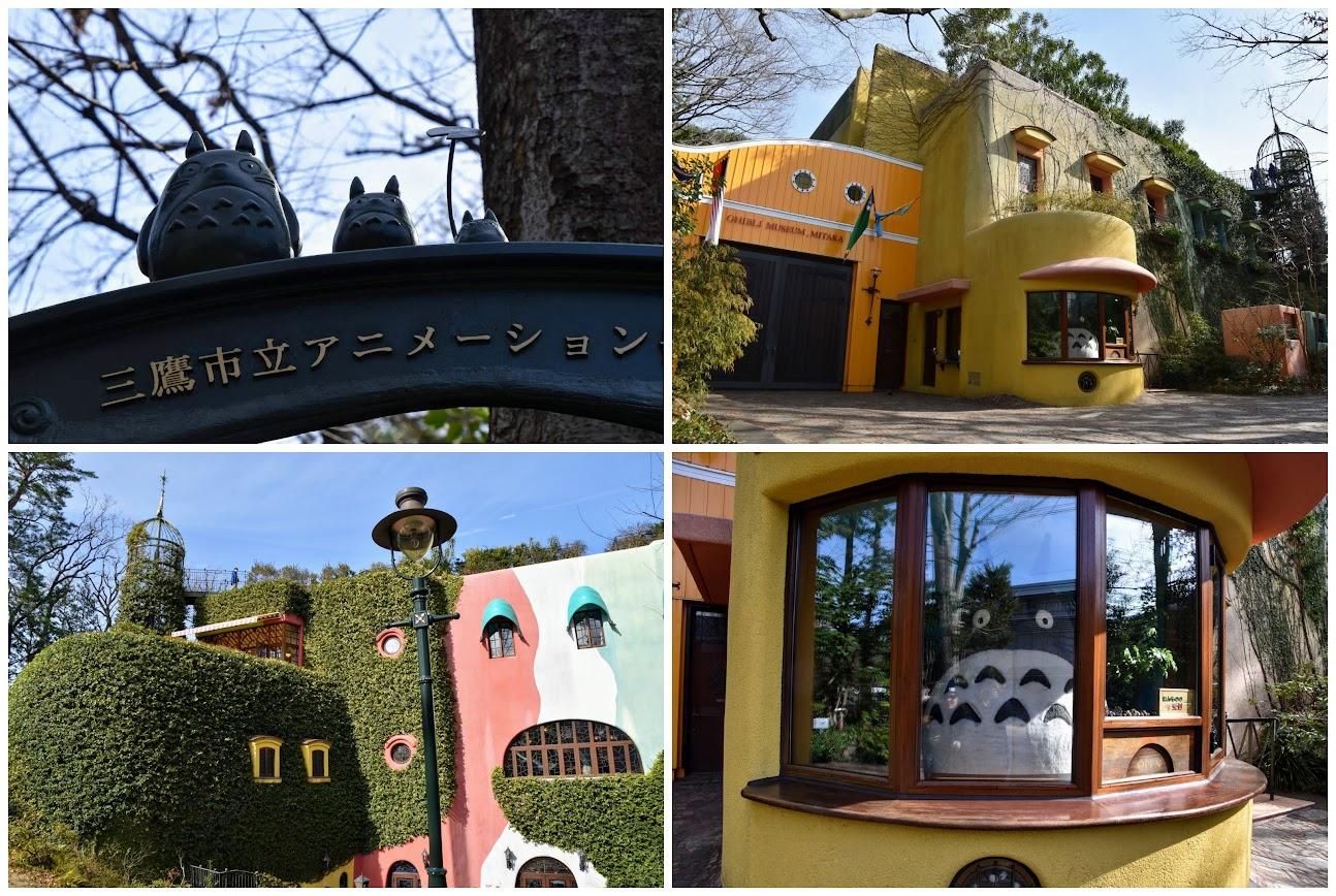 Visita Museo Ghibli
