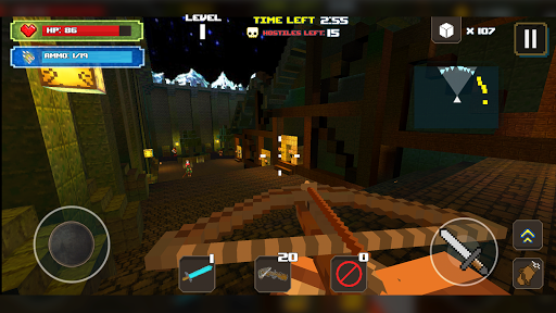 Dungeon Hero: A Survival Games Story modavailable screenshots 6