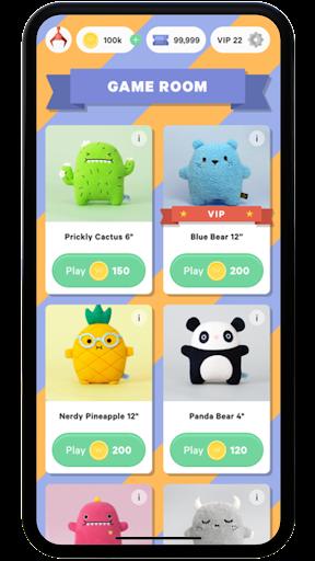 Winner Winner Live Arcade - Real Claw Machines screenshots 1
