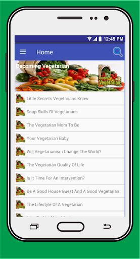 Becoming Vegetarian 1.0 screenshots 2