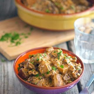 Creamy Coconut Eggplant Curry