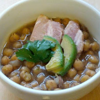 Pork and Garbanzo Beans