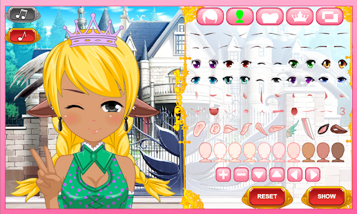Virtual Character Dress Up - náhled