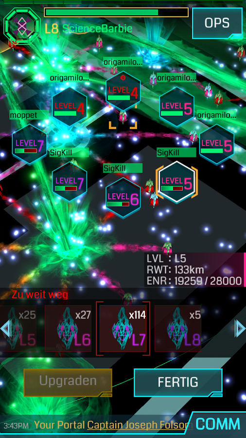 Ingress – Screenshot
