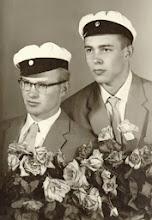 Photo: 19570530 Kurkela Timo, Korpela Asko