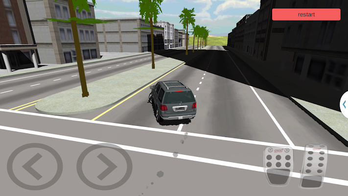 Extreme SUV Driving Simulator - screenshot