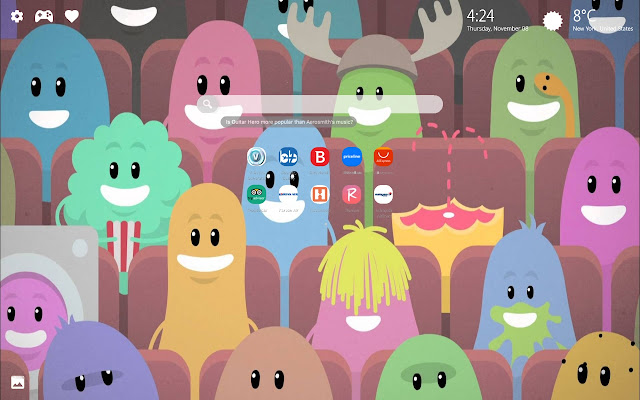 Dumb Ways To Die Wallpapers New Tab
