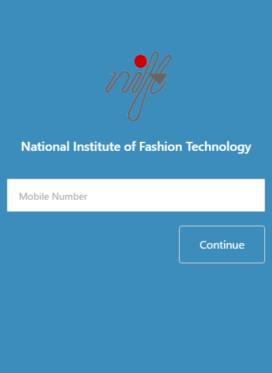 NIFT Students App- screenshot
