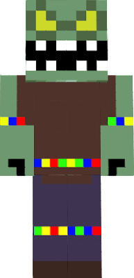 i love this game so much that my idea was to make a Skin of the boss from the first game ever made