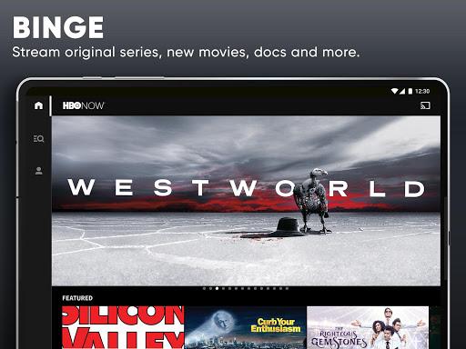 HBO NOW: Stream TV & Movies screenshot 14