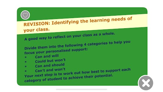 Lesson ideas for teaching and learning 1.0.1