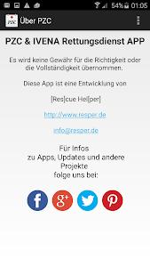 PZC Rettungsdienst (mit IVENA) screenshot 6