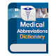 Medical Abbreviations Dictionary for PC-Windows 7,8,10 and Mac