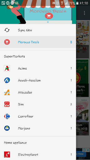 Morocco Deals screenshot 2