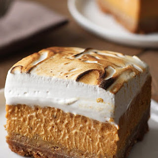 Sweet Potato Pie Bars.