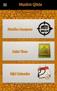 Muslim Qibla Compass Direction - 2018 - náhled