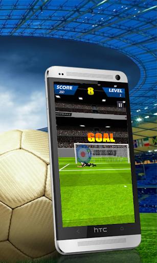 Soccer 3D - Kicks Ball