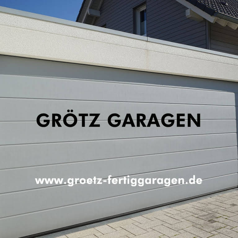 Grötz Betonwerk Gmbh Co Kg Bauunternehmen Für Garagen In Gaggenau