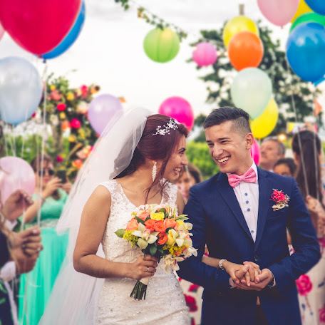 Wedding photographer Monica Leguizamón (mklstudio). Photo of 08.01.2018