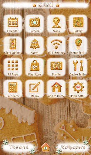 Gingerbread Man Wallpaper-free 1.0.0 Windows u7528 2