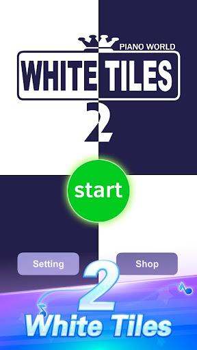 White Tiles 2 : Piano World