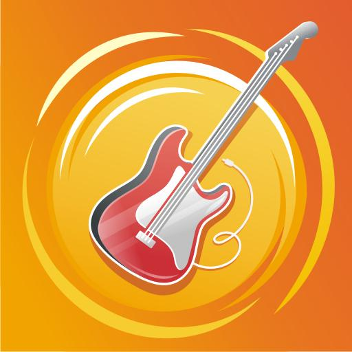 Backing Tracks Ultimate Guitar Jam Music Scales Icon