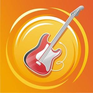 Backing Tracks Guitar Jam Ultimate Music Playback 1.6.4 by Super Ear Soft logo