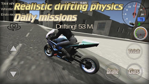 Wheelie King 3D - Realistic free  motorbike racing modavailable screenshots 5
