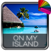 On My Island Theme for Xperia
