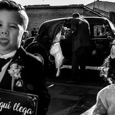 Wedding photographer Rafael ramajo simón (rafaelramajosim). Photo of 28.05.2019