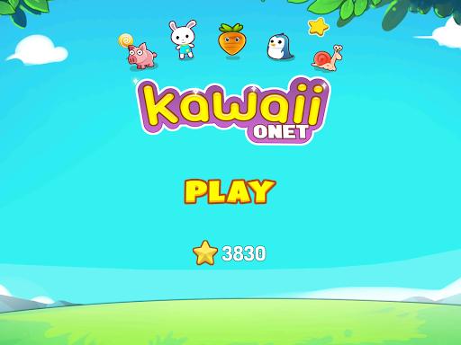 Kawaii Onet - Free Connect Animals 2020 apktram screenshots 5