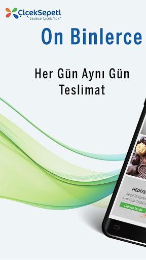 Cicek Sepeti – Online Gift and Flower Store 4.9.5 screenshots n 1