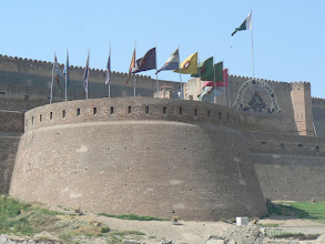 Photo: 18. Peshawar, Bala Hisar Fort