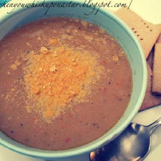 Creamy Split Pea Soup
