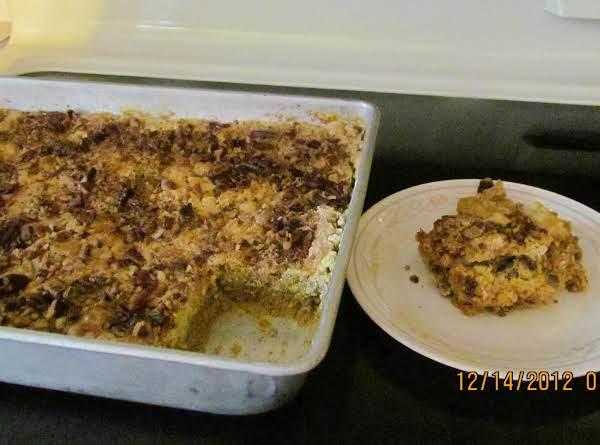 Pumpkin Dump Cake By Rose Recipe