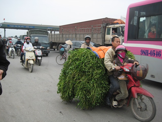 getting around Vietnam by other transport options