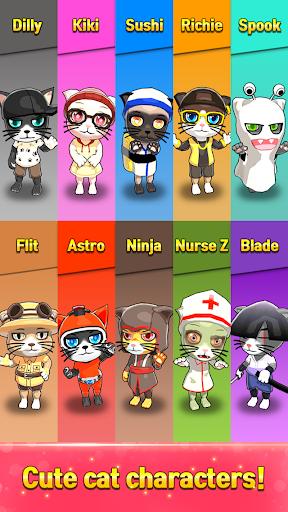 Running Cats : Remastered 1.0.10 APK MOD screenshots 1