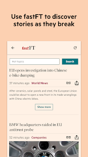 Financial Times Screenshot