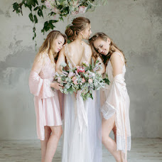 Wedding photographer Marina Tripolko (Solnechnaja). Photo of 01.07.2018