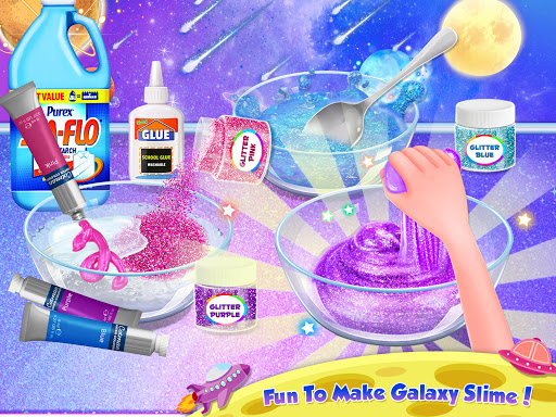 Image of DIY Glitter Galaxy Slime Maker 1.0 1
