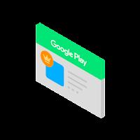 Icon for prize Google Play Store におけるゲームのプロモーション