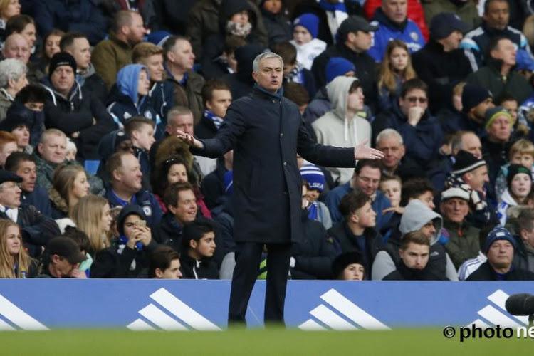 """Mourinho op zijn best: """"De titel? Daar is Tom Cruise voor nodig"""""""