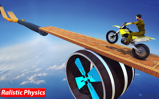 Ramp Bike - Impossible Bike Racing & Stunt Games 1.1 screenshots 21