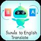 Download Sundanese - English Translator (Sunda Panarjamah) For PC Windows and Mac